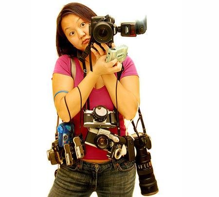 Cinco preguntas que deberías hacerte antes de comprar una cámara