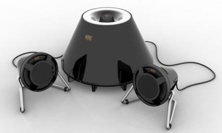 Altec Lansing Expressionist Plus, diseño y buen sonido para el PC