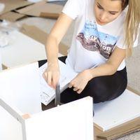 Hay vida más allá del catálogo de Ikea: Sylvia Salas te enseña a personalizar muebles y reorganizar tu casa sin dejarte el sueldo