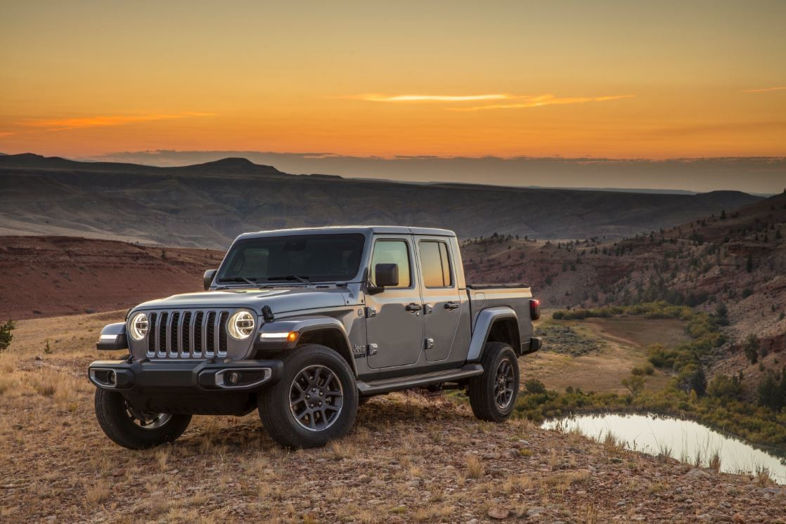 Foto de Jeep Gladiator Overland 2020 (1/19)