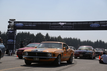 Estampida Mustang, Ford de México reúne 960 Ponies e ingresa al Libro de los Récords Guinness