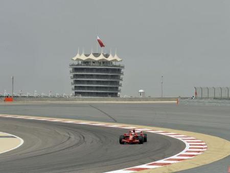Los horarios del GP de Bahrain