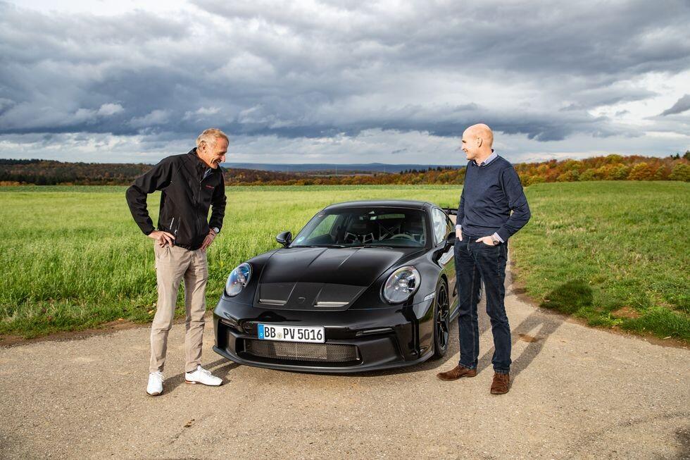 Foto de Porsche 911 GT3 2021, teaser (11/11)