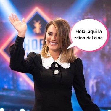 La imagen de Penélope Cruz genera confusión en su paso por 'El Hormiguero: asombro en redes por su parecido con la reina Letizia Ortiz