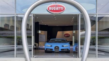 Bugatti Dubai Showroom 6
