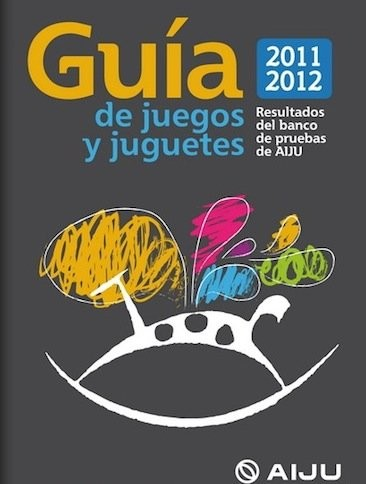 Publicada la Guía de juegos y juguetes de calidad 2011-2012