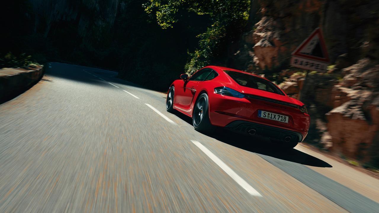 Foto de Porsche 718 GTS: Cayman y Boxster (7/8)