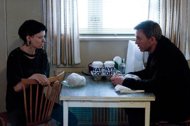 Daniel Craig y Rooney Mara son los protagonistas de 'Millennium: Los hombres que no amaban a las mujeres'