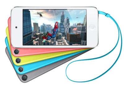 Nuevo iPod Touch de 16 GB disponible ya en México