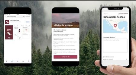 'Denuncia Paisano', la app para reportar mordidas y extorsiones a viajeros en México