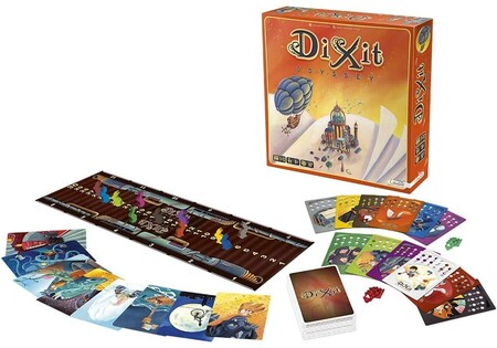 Dixit Odyssey Original