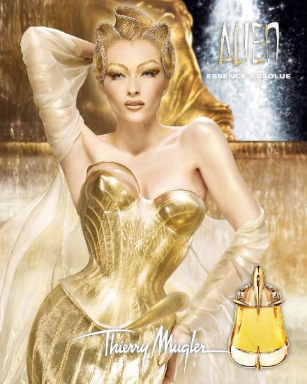 Alien Essence Absolue de Thierry Mugler, una nueva interpretación de su mítico perfume