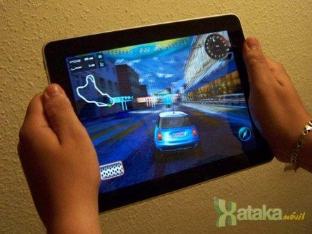 iPad Asphalt 5