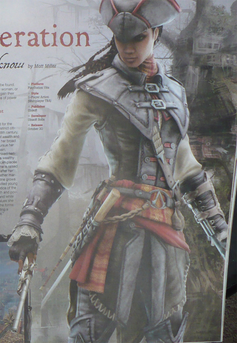 Foto de 'Assassin's Creed 3: Liberation' (1/3)