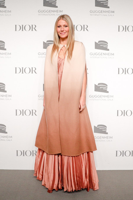 Dior Gig Gala 2018 Gwyneth Paltrow