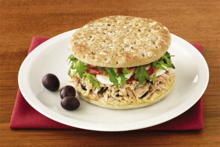 Sandwich De Atun Thins2