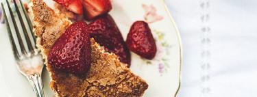 Tarta sencilla de fresas: receta con ingredientes que cualquiera tiene en la cocina