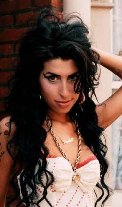 Amy Winehouse en la universidad