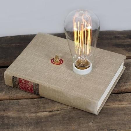 Libros lámparas