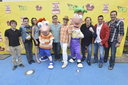 Se estrena en España el capítulo de Phineas y Ferb: Misión Héroes