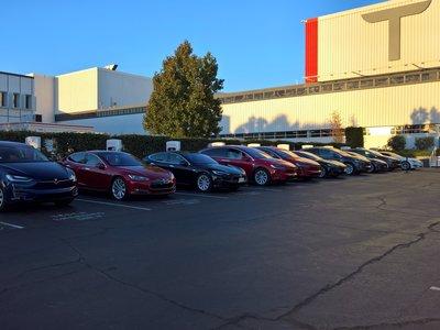 Tesla Motors reparte 24.500 coches eléctricos en su tercer trimestre, el mejor de su historia