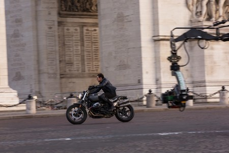 Bmw En Mission Impossible Fallout 2