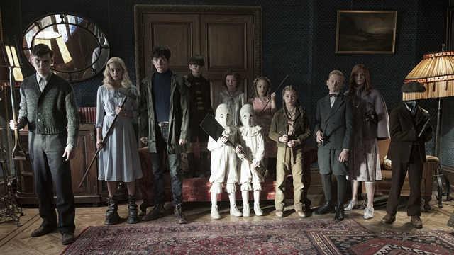 Foto de Primeras imágenes de El hogar de Miss Peregrine para niños peculiares (2/6)