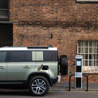 Land Rover Defender 2021 ahora con una versión híbrida enchufable
