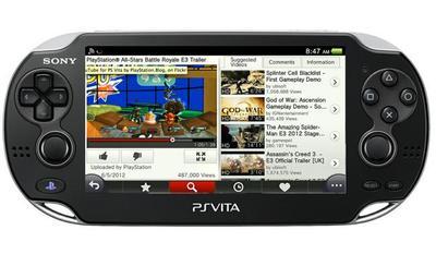 PlayStation Vita se queda sin la aplicación de YouTube; Maps dirá adiós en marzo