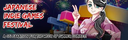 Steam celebra el Comiket con su Doujin Sale