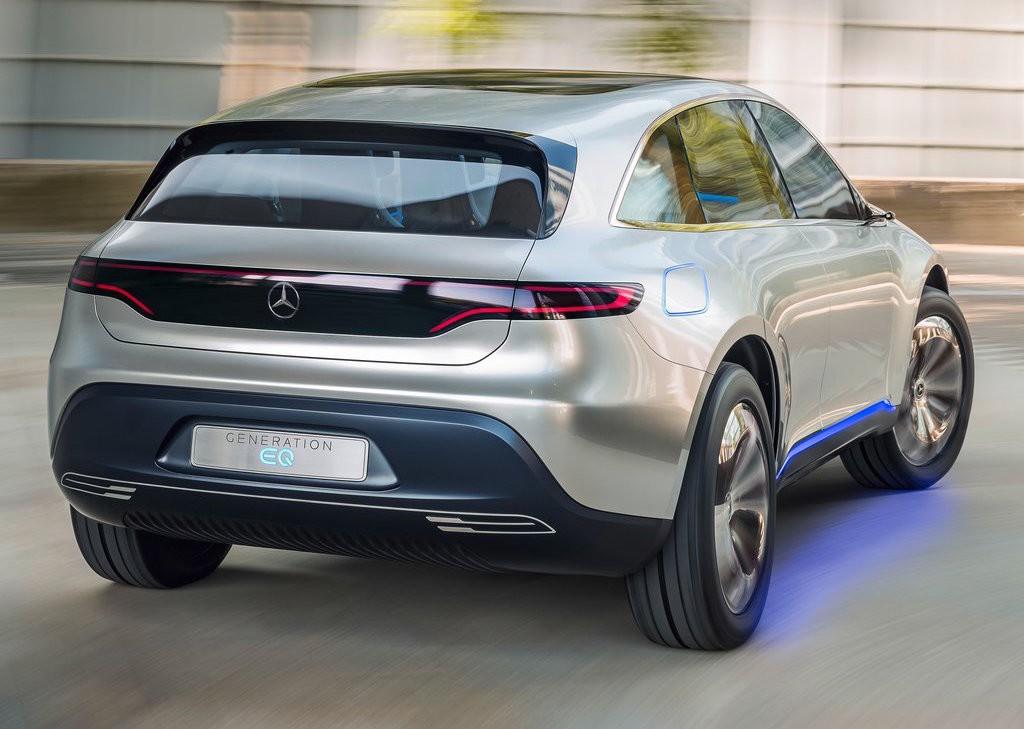 Foto de Mercedes-Benz Generation EQ Concept (5/11)