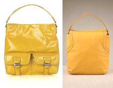 ¿Te atreves con un bolso amarillo?