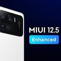 Xiaomi comienza a desplegar MIUI 12.5 Enhanced Edition a su teléfono mas potente en Europa