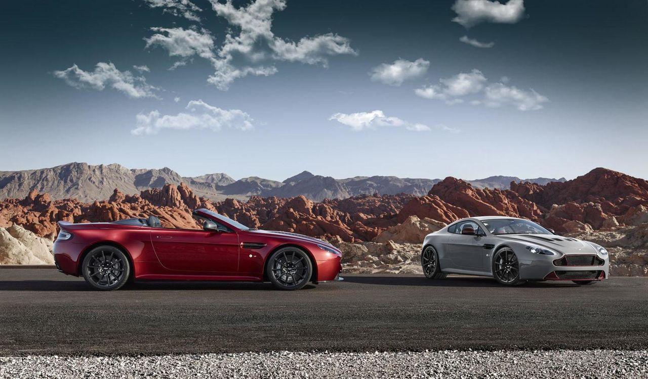 Foto de Aston Martin V12 Vantage S Roadster (1/14)