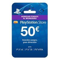 50 euros de saldo para tu cuenta PSN por sólo 42,99 euros en eBay: este fin de semana, jugar a la Play te sale más barato