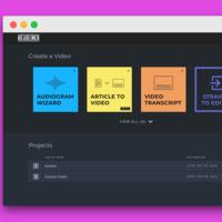 Headliner, un editor de vídeo gratuito y online perfecto para crear contenido en redes sociales
