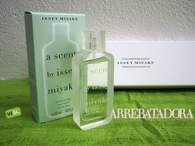 A Scent, el nuevo perfume de Issey Miyake. Mi sensación