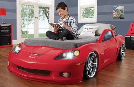 LA cama puede ampliarse a medida que tu hijo crece