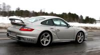 Porsche 911 GT2, ¿lo veremos en Frankfurt?