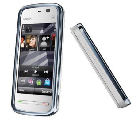 Nokia 5235 Comes With Music, la música es lo importante