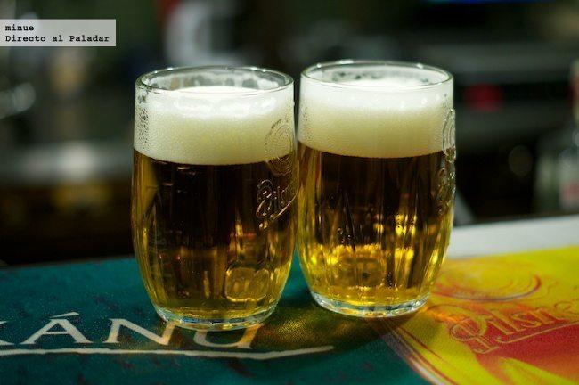 Elaboración Pilsner Urquell - cerveza