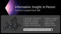 Leopard Tech Talk para desarrolladores en Madrid