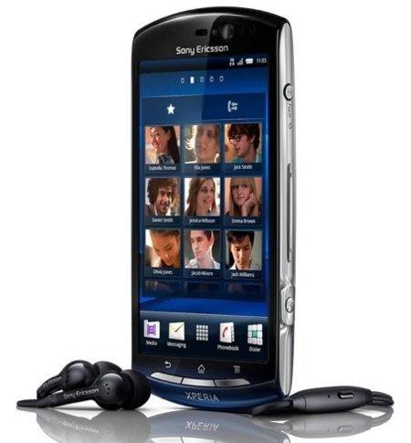 Sony Ericsson Xperia Neo 2