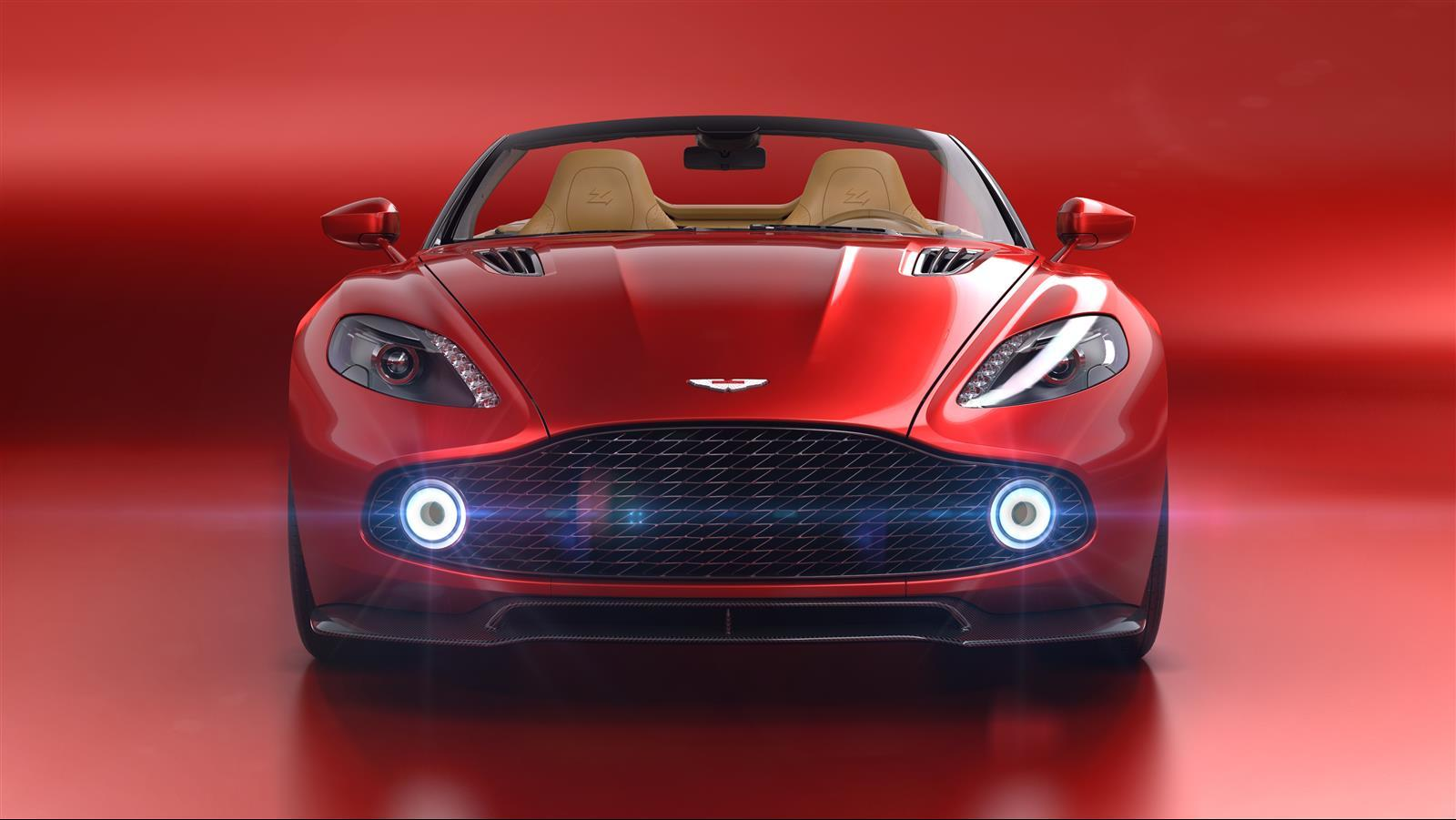 Foto de Aston Martin Vanquish Zagato Volante (4/8)