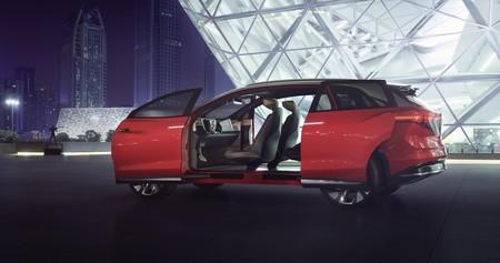 Volkswagen Id Roomz Suv Electrico Autonomo Dm 3