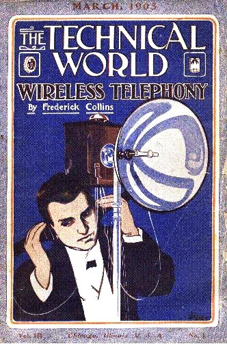 Ernst Ruhmer Technical World Cover 1905