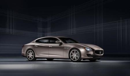 Maserati Quattroporte by Ermenegildo Zegna