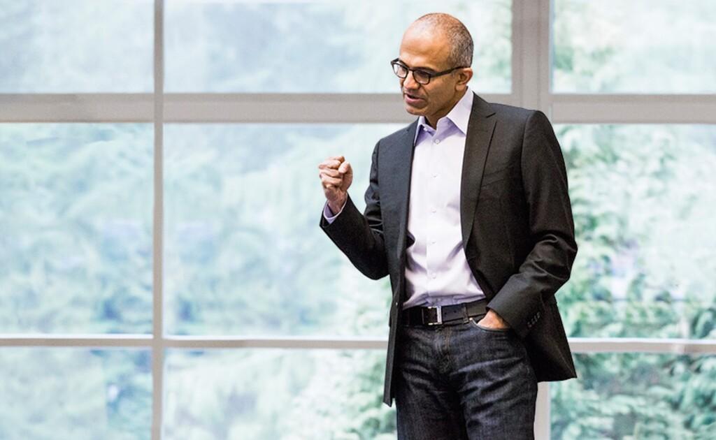Nadella promete toda una revolución para Windows: la próxima será
