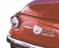 Un Fiat 500 con 200 cv