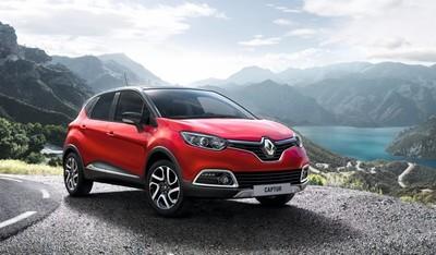 Renault Captur Helly Hansen, edición limitada 'aventurera-chic'